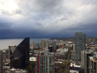 Storm in aantocht @Seattle